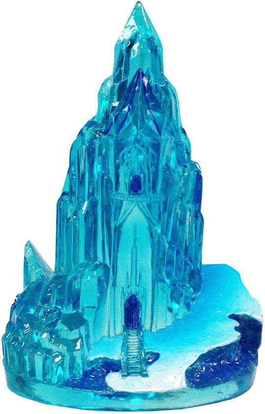 Bolcom Disney Frozen Aquarium Ornament Ijs Kasteel 13x9x6 Cm