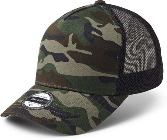 State of WOW reed baseball truckercap army 476a6d76c679