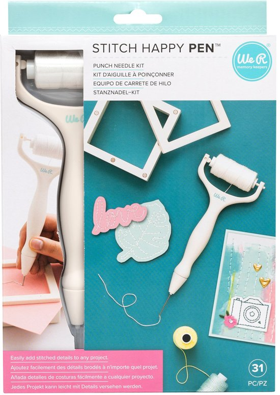 We R Memory Keepers • Stitch Happy Pen Kit 30 pcs