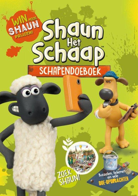 Bol Com Shaun Het Schaap 9789490989194 Boeken
