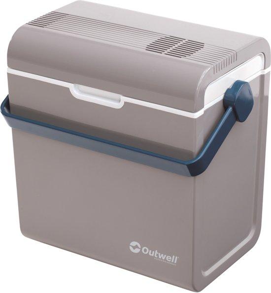 Outwell ECOcool Lite Koelbox - 24L - 12V/230V - Light Grey