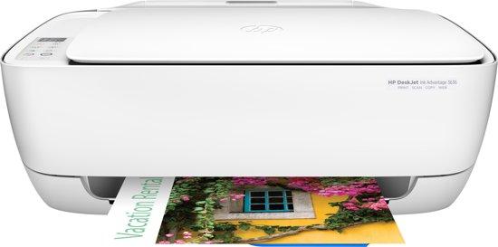 HP DeskJet 3636 - All-in-One Printer