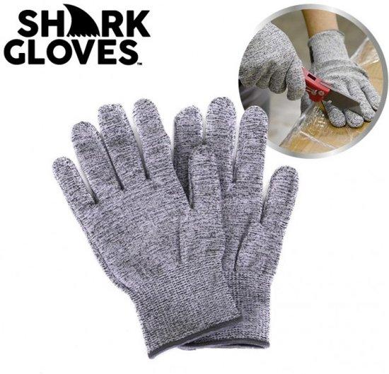 Snijwerende handschoenen - Cut Resistant Shark Gloves