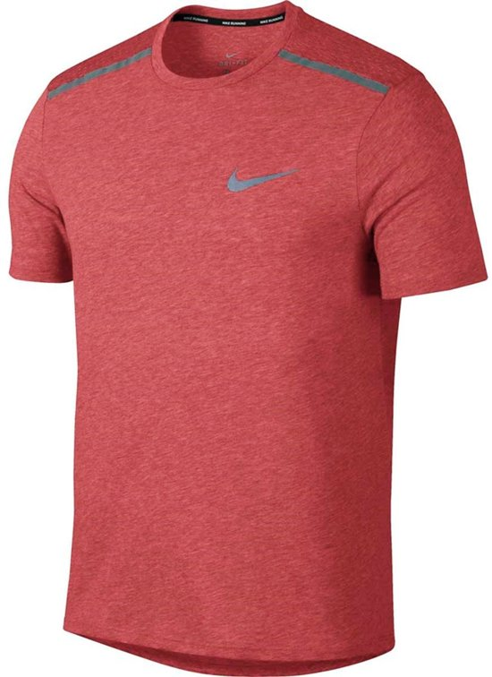 Nike Tailwind Top - Shirts  - rood - S