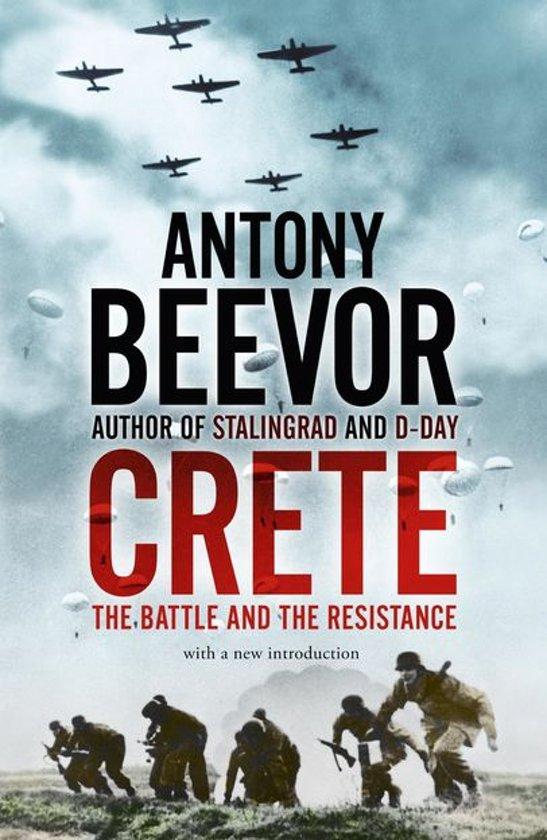 Bol Crete Ebook Antony Beevor 9781848546356 Boeken