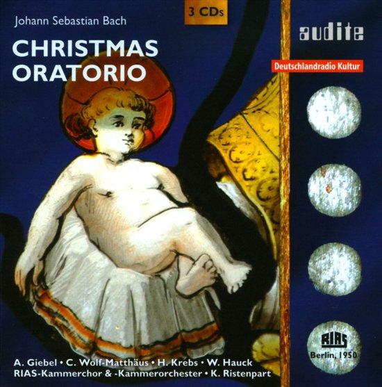 J.S. Bach: Christmas Oratorio