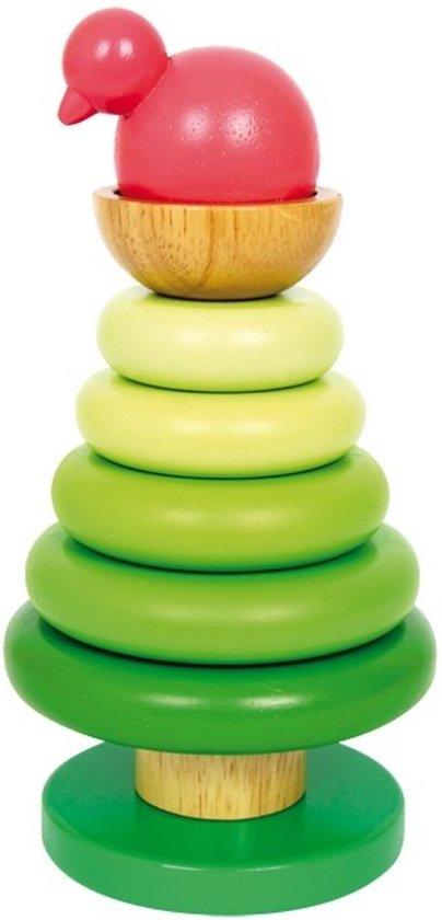 Afbeelding van Small Foot Insteek Boom Kuiken speelgoed