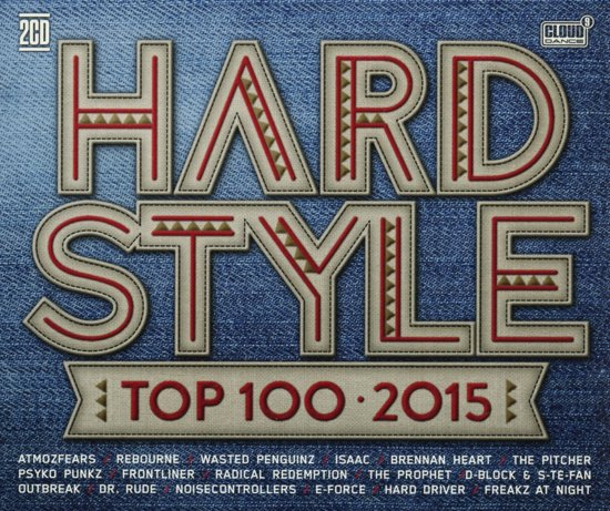Various Artists - Hardstyle Top 100 2015