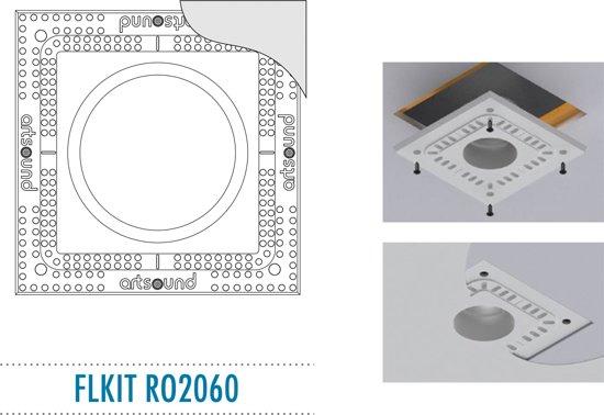 ARTSOUND FLUSH MOUNT KIT FLKITRO2060