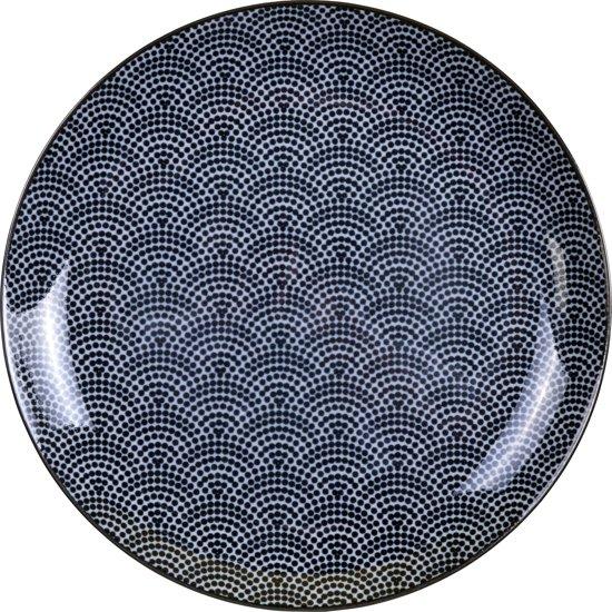 Tokyo Design Studio Nippon Black Bord à 25,7 cm