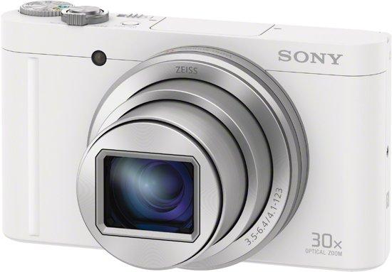 Bolcom Sony Cybershot Dsc Wx500 Wit