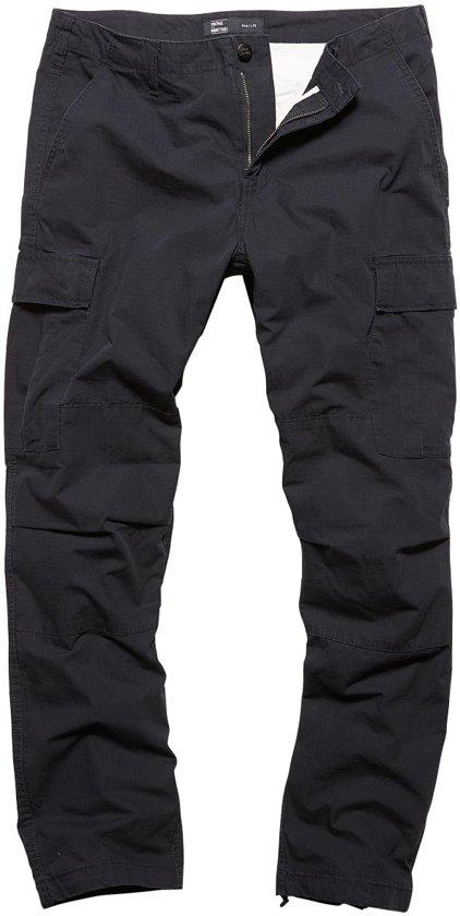 Vintage Industries Tyrone BDU pants dark navy