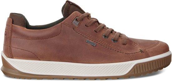 ECCO Byway Tred Heren Sneaker Cognac Maat 44