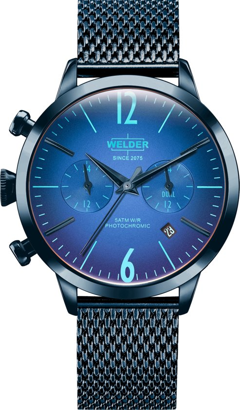WELDER - WELDER WATCHES Mod. WWRC603 - Unisex -