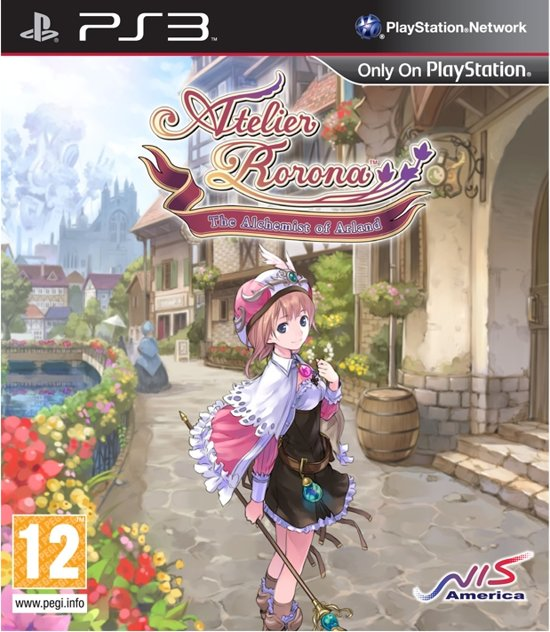 Atelier Totori The Adventures of Arland