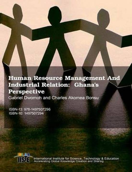 international human resource industrial relations system Industrial relations systems: marxist perspective industrial relations: and labor-management relations, while human resource management is a separate.