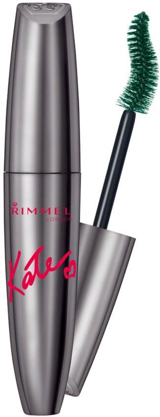 Rimmel London Scandaleyes Mascara By Kate Moss - 007 Eye Rock Emerald - Mascara