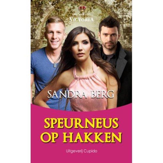 Grand Hotel Victoria 03 - Speurneus op hakken - Sandra Berg pdf epub