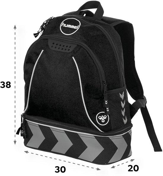 7e701f45b1b bol.com | hummel Brighton Backpack Rugzak Unisex - Black