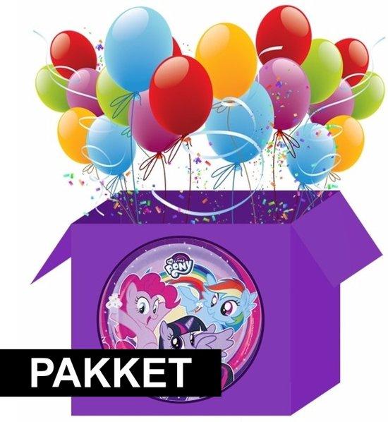 Bol Com My Little Pony Kinderfeestje Pakket Feestpakket