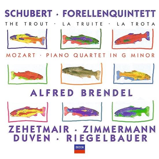 Forellen-Quintett/Piano Quartet