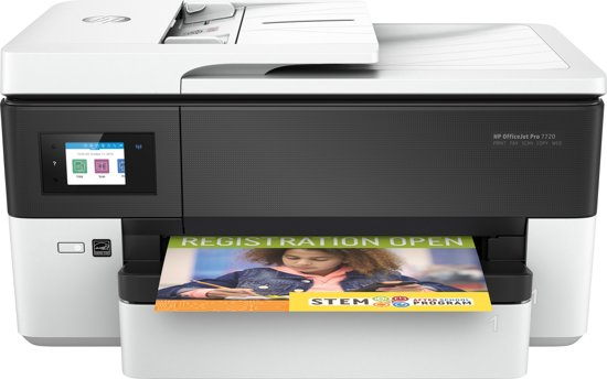 85c5686cabd bol.com | HP OfficeJet Pro 7720 - A3 breedformaat - All-in-one Printer