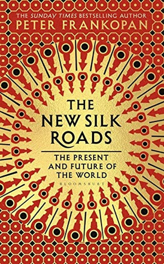 Boek cover New Silk Roads van Peter Frankopan (Paperback)