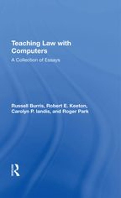 Teaching Law With Computers