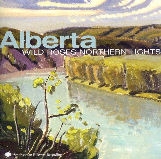 Alberta. Wild Roses, Northern Light