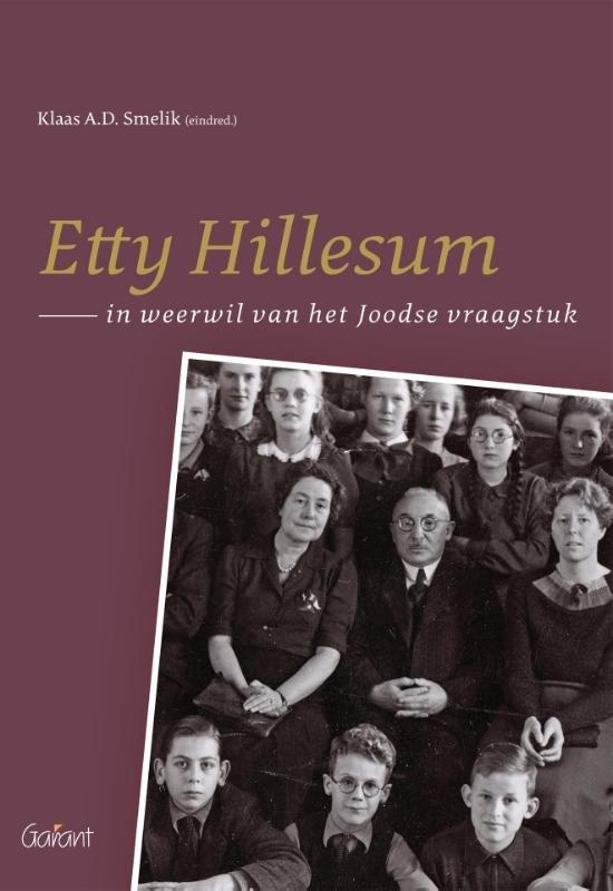 Etty Hillesum Studies 8 Etty Hillesum in weerwil van het Joodse vraagstuk