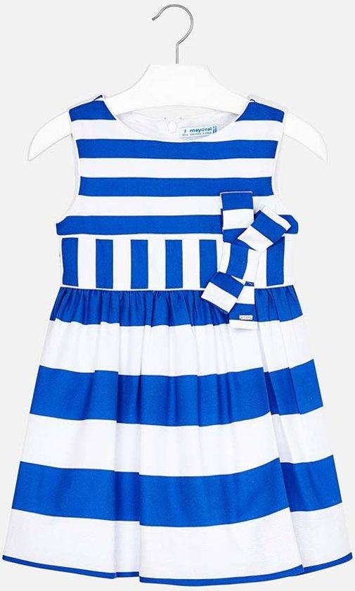 Mayoral gestreepte jurk