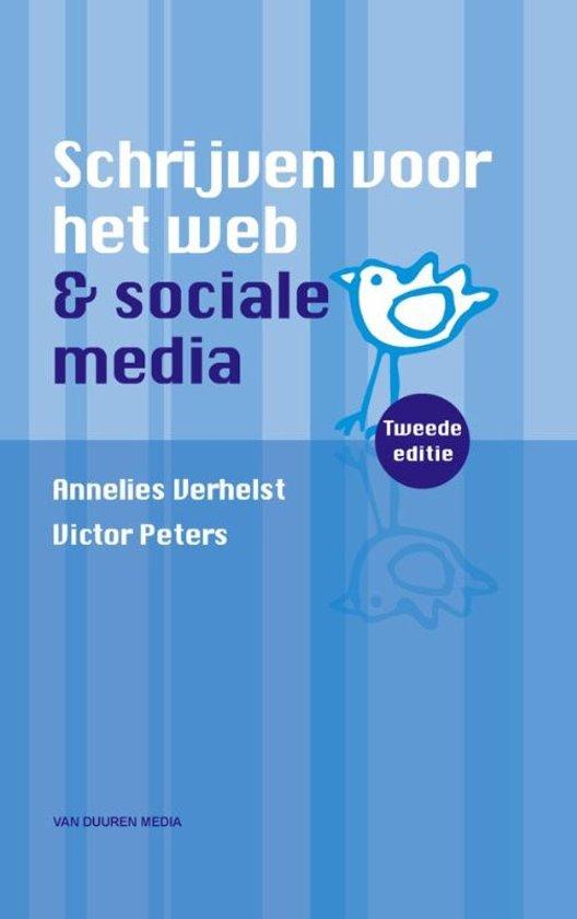 Schrijven voor het web en sociale media