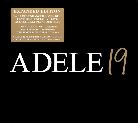 Adele -19 (Deluxe Edition)