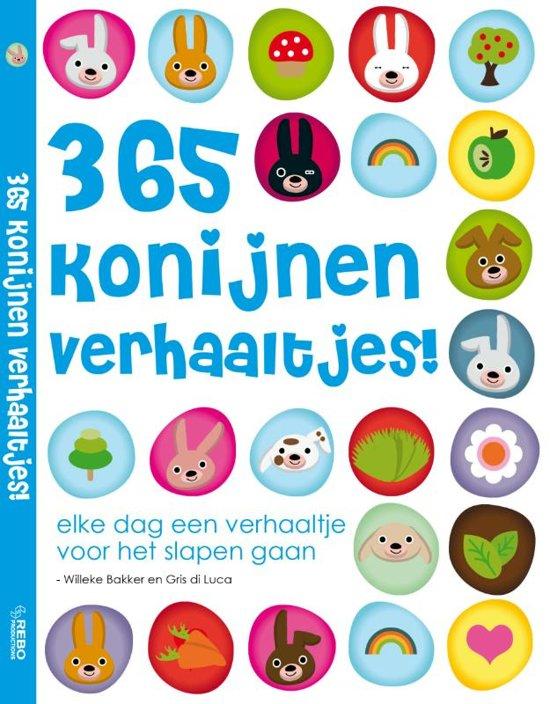 365 dierenverhaaltjes - Konijnen