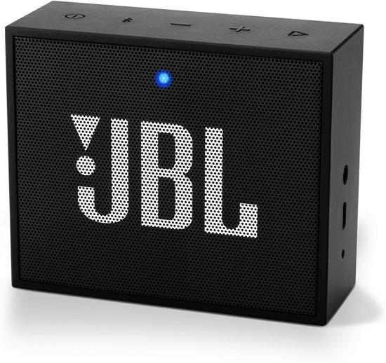 Afbeelding van JBL GO+ 3 W Zwart