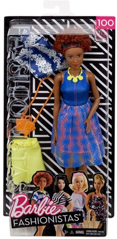 Bolcom Barbie Fashionista Barbie Speelgoed
