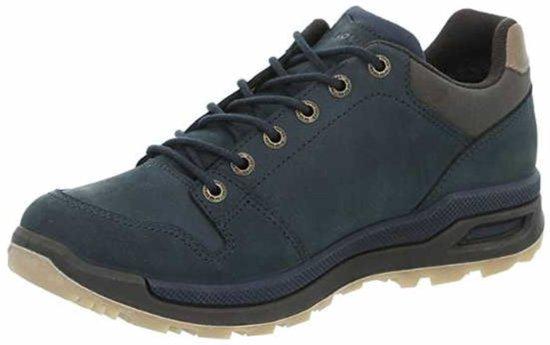 LOWA Locarno gtx low blauwe wandelschoenen - maat 45
