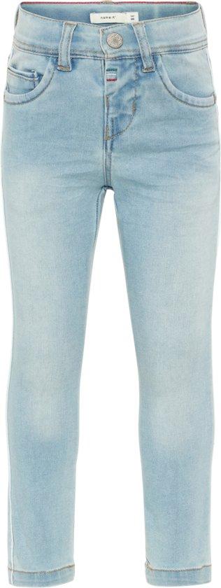 d4d8280da18481 Name it Jongens Jeans - Light Blue Denim - Maat 80