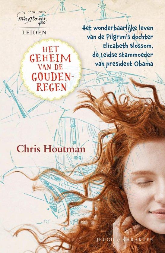 Boek cover Het geheim van de goudenregen van Chris Houtman (Onbekend)