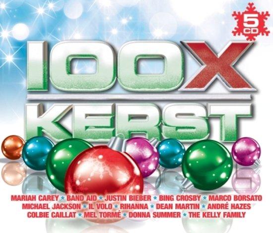 100x Kerst