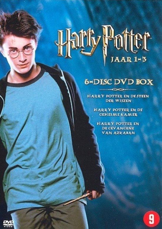 Afbeelding van Harry Potter - Jaar 1 t/m 3