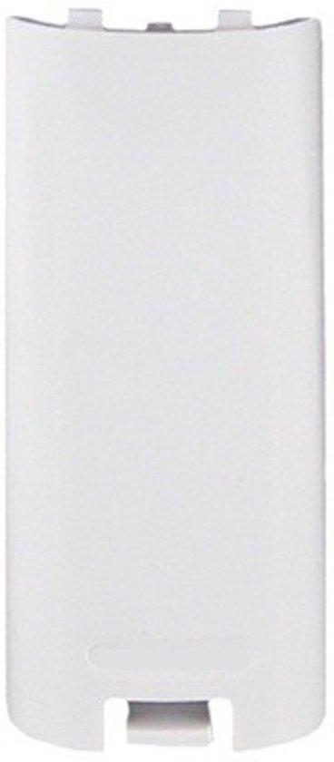 Wii remote batterijklepje wit