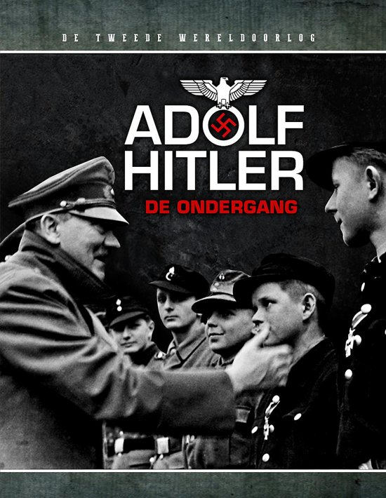 Boek cover Adolf Hitler, De Ondergang van Felix West (Hardcover)