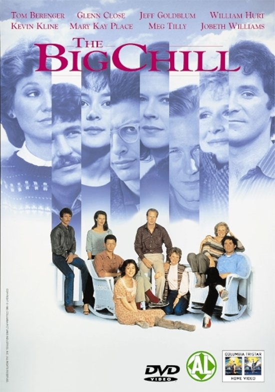 DVD cover van Big Chill