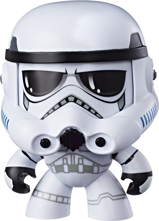 Star Wars Mighty Muggs Stormtrooper - Actiefiguur