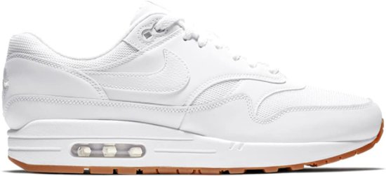 43 Max Maat gum 1 Air Wit Sneakers Nike 0zZ44R