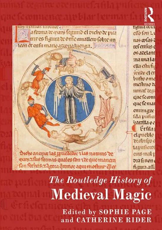 The Routledge History of Medieval Magic