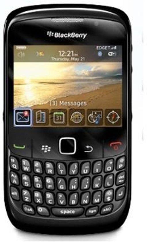 BlackBerry Curve 8520 - Zwart
