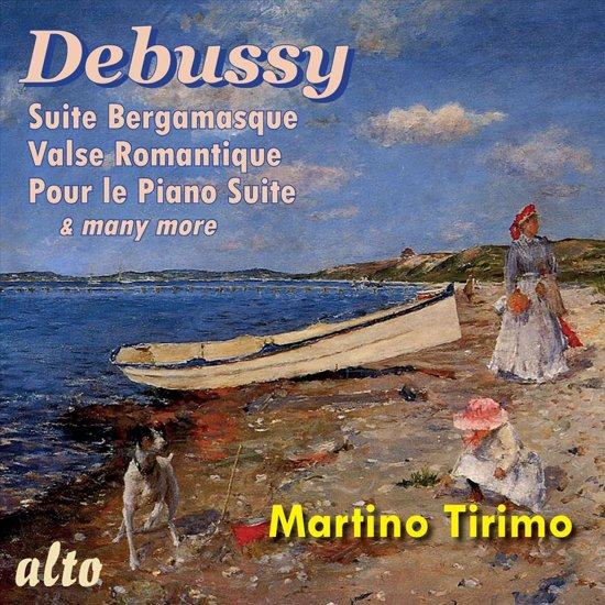 Debussy: Popular Piano - Suite Berg
