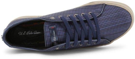 Dames U Polo Sneakers Blauw s fxxaqRwg